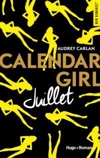 Calendar Girl: Juillet | Un livre, des mots