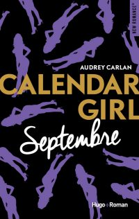 Calendar Girl Septembre | Un livre, des mots