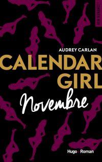 Calendar Girl novembre | Un livre, des mots